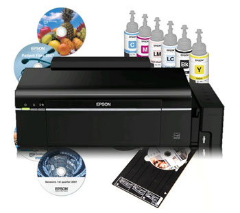 چاپگر, تجهیزات جانبی رایانهها