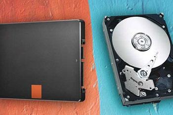 دیسک سخت, تراشههای حافظه فلش, دیسک جامد چیست