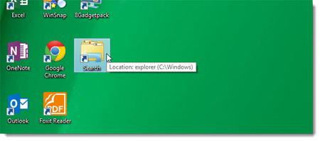 ترفندهای کامپیوتری, کلیدهای میانبر, ویندوز 8