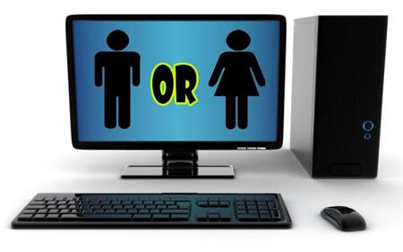 ترفندهای کامپیوتری, جنسیت کامپیوتر