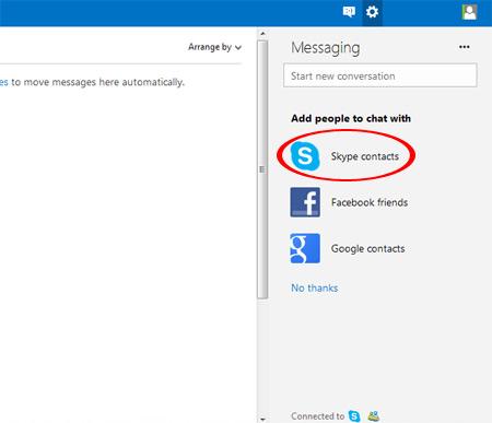 برقراری تماسهای اسکایپ از مرورگر, افزونه مایکروسافت