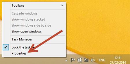 لپ تاپ  تاچ اسکرین, تنظیمات رجیستری