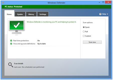 ویروس کشی, ویروسی شدن سیستم, ترفند ویندوز 8