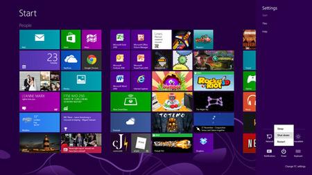 صفحهی قفل ویندوز 8, منوی استارت, ترفندهای ویندوز 8