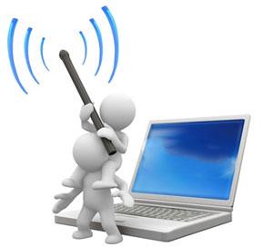 ارتباطات بیسیم, آموزش کامپیوتر, ترفندهای اینترنتی