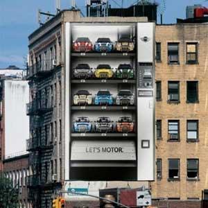 خلاقانه ترین و جالبترین تبلیغات دنیا - 2