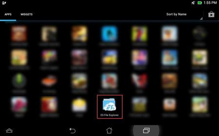 مخفی کردن فایلها بدون نرم افزار , تلفن هوشمند