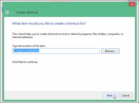 سرویس ابری مایکروسافت, برنامه OneDrive