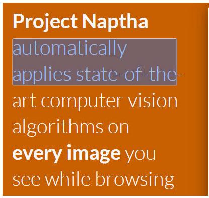 چگونه متن درون تصاویر را از روی صفحات وب کپی کنیم؟