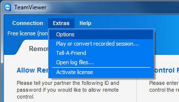 نحوه استفاده از نرم افزار Team Viewer