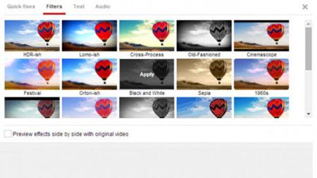co4265 آموزش ویرایش ویدیوها در مروگر به کمک یوتیوب