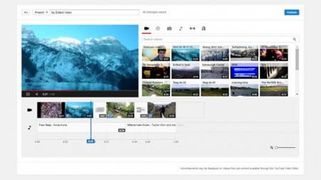 co4267 آموزش ویرایش ویدیوها در مروگر به کمک یوتیوب