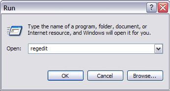 ترفندهای کامپیوتری, رجیستری ویندوز
