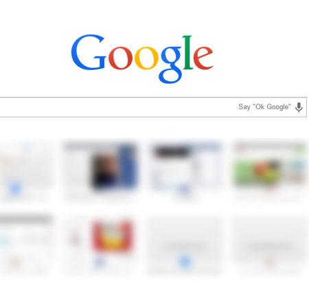 جستجوی صوتی در گوگل کروم, آموزش جستجوی صوتی گوگل