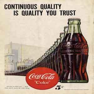 خلاقانه ترین تبلیغات کوکا کولا