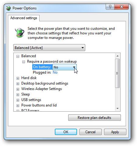 ترفندهای کامپیوتری, پسورد ویندوز