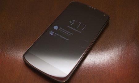 اپلیکیشن تلفن هوشمند, اندروید آبنبات چوبی