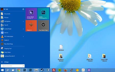 سیستم عامل , ویژگیهای جدید ویندوز 10