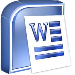 نرم افزار آفیس, ویرایش فایل های ورد
