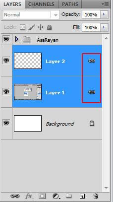 کار با لایه ها در فتوشاپ, گرافیک کامپیوتری