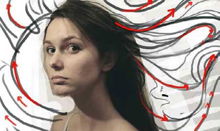 ایجاد تصویر در فتوشاپ, خلق تصویر در فتوشاپ