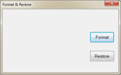 فرمت اطلاعات, پورت USB