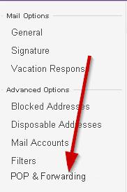 نحوه ی ارسال ایمیل های یاهو به جیمیل