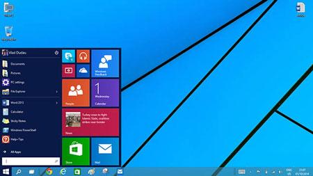 ویندوز 10, سیستمعامل