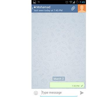 Telegram,اپلیکیشن Telegram اندروید,تنظیمات تلگرام