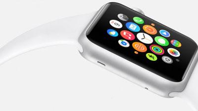 اپل واچ,بزرگنمایی آیکون های اپل واچ,سیستم عامل آی او اس