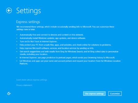 آموزش تصویری نصب ویندوز, ویندوز 8.1