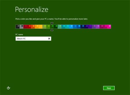 تنظیمات بوت,نصب ویندوز 8.1,آموزش تصویری نصب ویندوز 8.1