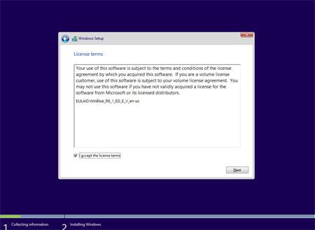 آموزش نصب ویندوز 8.1, نصب ویندوز, آموزش تصویری نصب ویندوز