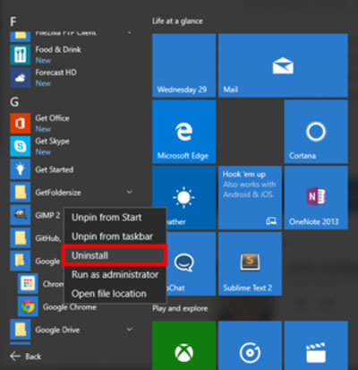 how to get rid of homegroup icon windows 8.1