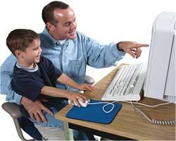 مدیریت میزان استفاده از کامپیوتر توسط فرزندتان