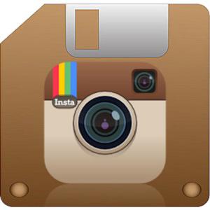 ذخیره کردن عکسها در اینستاگرام , گوشی هوشمند