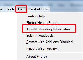 تنظیمات فایرفاکس , افزایش سرعت مرورگر