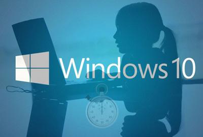 حساب کاربری ویندوز, کنترل کامپیوتر فرزندان توسط والدین