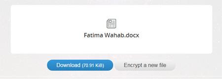 رمزگذاری فایلهای PDF, مرورگر وب