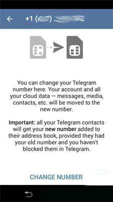 نصب مجدد تلگرام, حل مشکل خطای Phone Number Flood