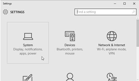 تنظیمات ویندوز 10 , ترفندهای ویندوز 10