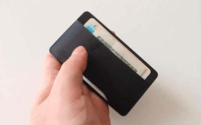 اختراعات جدید دنیا, کیف کارت هوشمند