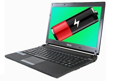نگهداری باتری لپ تاپ , تست باتری لپ تاپ