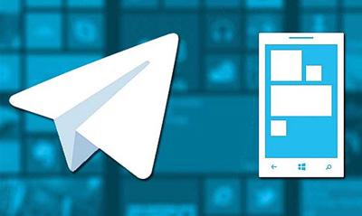 میانبرهای تلگرامی در صفحه اصلی