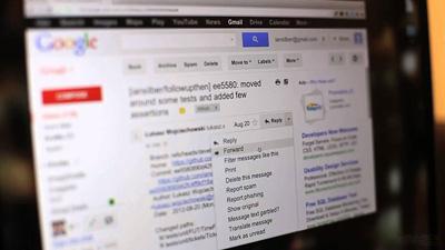 چطور از بلاک واتس اپ خارج شویم فوروارد خودکار ایمیلها به آدرسهای متعدد در Gmail