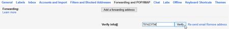 ایمیلهای دریافتی, ترفند Gmail