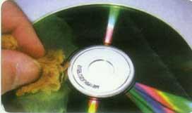 ترمیم خراشیدگی های دیسک