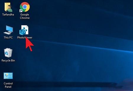 نمایش تصاویر در ویندوز , اپلیکیشن Photos