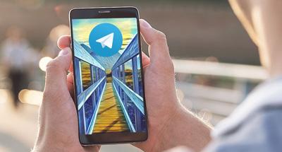 تبدیل عکسها به اثر هنری با تلگرام, تلگرام