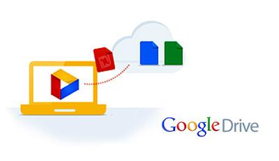 نحوه کار با گوگل درایو,نرم افزار گوگل درایو
